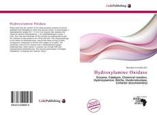 Bookcover of Hydroxylamine Oxidase