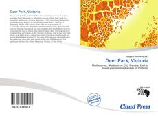 Bookcover of Deer Park, Victoria