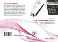Bookcover of Charles Donagh Maginnis
