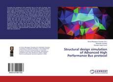 Borítókép a  Structural design simulation of Advanced High Performance Bus protocol - hoz