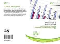 IIT Schools of Management的封面