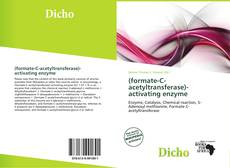 Capa do livro de (formate-C-acetyltransferase)-activating enzyme