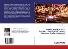 Обложка WEDM Performance Analysis of Al/Gr MMC using Response Surface Method