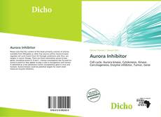 Bookcover of Aurora Inhibitor