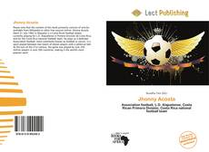 Bookcover of Jhonny  Acosta