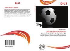 Couverture de José Carlos Chaves