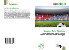 Bookcover of Ashton Gate Stadium