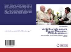 Capa do livro de Marital Counseling Among Unstable Marriages of ZAOGA Congregants