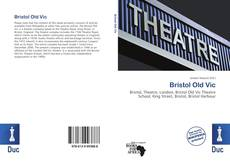 Bookcover of Bristol Old Vic