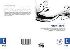 Artem Tetenko kitap kapağı