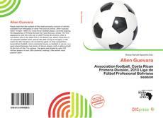 Buchcover von Allen Guevara