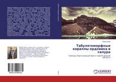 Bookcover of Табулятоморфные кораллы ордовика и силура