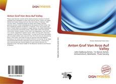 Anton Graf Von Arco Auf Valley kitap kapağı