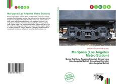 Bookcover of Mariposa (Los Angeles Metro Station)