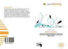 Artem Yashkin kitap kapağı