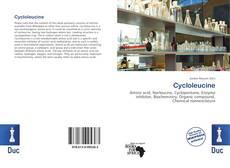 Copertina di Cycloleucine