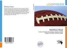 Bookcover of Matthew Reed