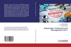 Обложка Depression: Treatment and Management Vol.1