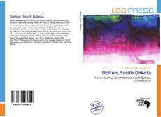 Dolton, South Dakota kitap kapağı