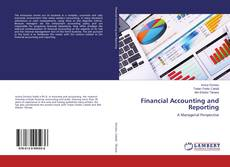Buchcover von Financial Accounting and Reporting