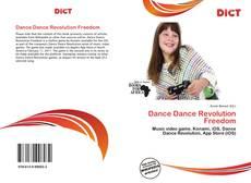 Buchcover von Dance Dance Revolution Freedom