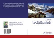 Buchcover von Perovskite Manganites for the Magnetocaloric Effect