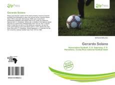 Buchcover von Gerardo Solano