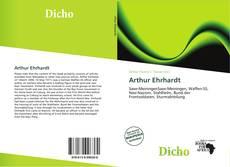 Capa do livro de Arthur Ehrhardt