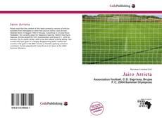 Jairo Arrieta kitap kapağı
