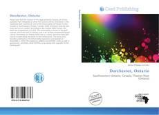 Buchcover von Dorchester, Ontario