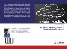 Portada del libro de Social Media and Students' Academic Performance