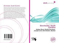 Buchcover von Dorchester, South Carolina