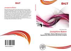 Bookcover of Joséphine Baker