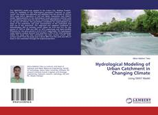 Capa do livro de Hydrological Modeling of Urban Catchment in Changing Climate