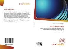 Bookcover of Artur Mahraun