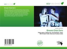 Capa do livro de Dream Club Zero
