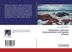 Buchcover von Meditation, Archaeal Endosymbiosis and Species Change
