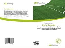David Guzmán kitap kapağı