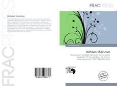 Capa do livro de Bohdan Shershun