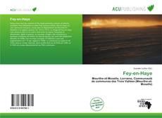 Fey-en-Haye的封面