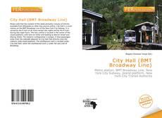 Capa do livro de City Hall (BMT Broadway Line)