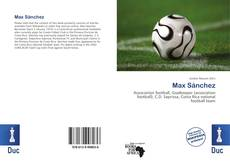 Bookcover of Max Sánchez