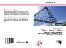 Portada del libro de Marco Antonio Rojas
