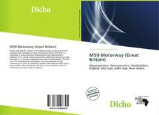 Capa do livro de M50 Motorway (Great Britain)