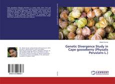 Bookcover of Genetic Divergence Study in Cape gooseberry (Physalis Peruvians L.)