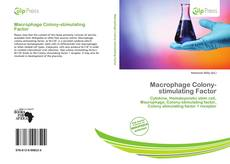 Bookcover of Macrophage Colony-stimulating Factor