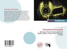 Francesco Provenzale的封面