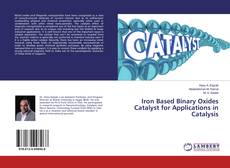 Iron Based Binary Oxides Catalyst for Applications in Catalysis kitap kapağı
