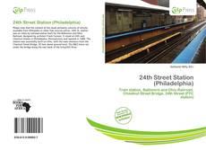 Capa do livro de 24th Street Station (Philadelphia)