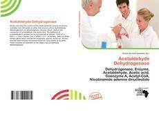 Bookcover of Acetaldehyde Dehydrogenase